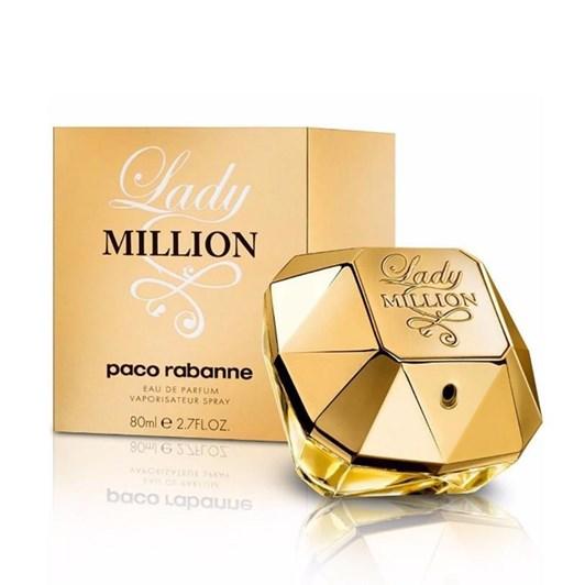 Paco Rabanne Lady Million Eau de Parfum Spray 80ml