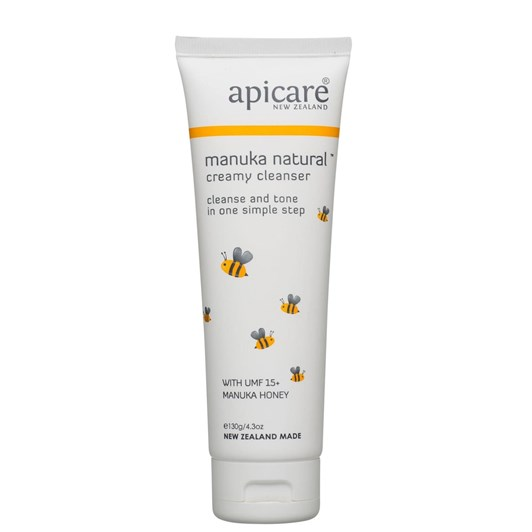 Apicare Manuka Natural Creamy Cleanser 130g