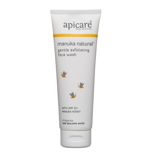 Apicare Manuka Natural Exfoliating Gentle Face Wash