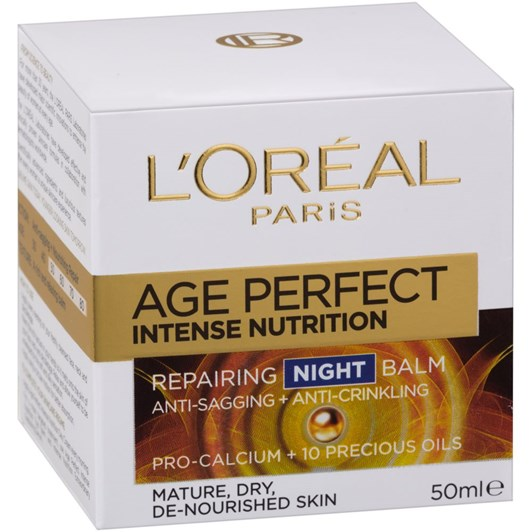 L'Oreal Paris Age Perfect Intense Nutrition Night