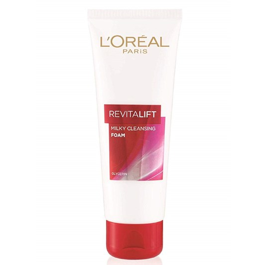 L'Oréal Paris Revitalift Milky Foaming Cleanser 100g