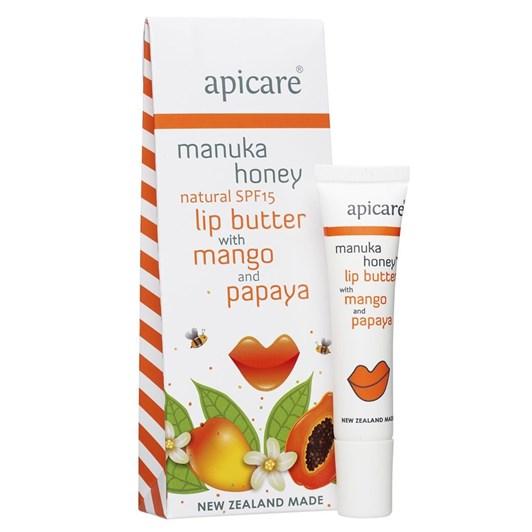 Apicare Manuka Mango & Papaya Lip Butter