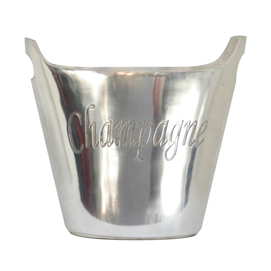French Country Oval Champagne Bucket with Han