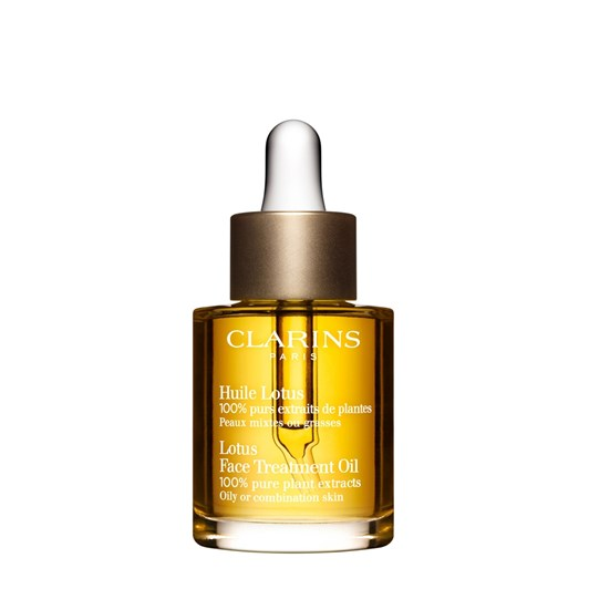 "Clarins ""Lotus"" Face Treatment Oil  - Combination / Oily Skin 30mL"