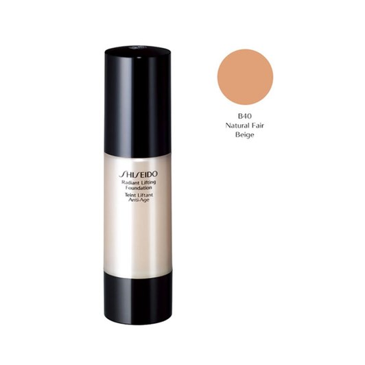 Shiseido Radiant Lifting Foundation B40