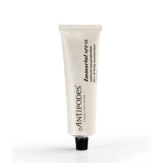 Antipodes Immortal SPF15 Natural Sun Protection Face&Body Moisturizer 60ml