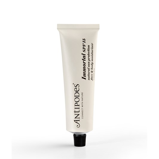 Antipodes Immortal SPF15 Natural Sun Protection Face&Body Moisturizer 60ml