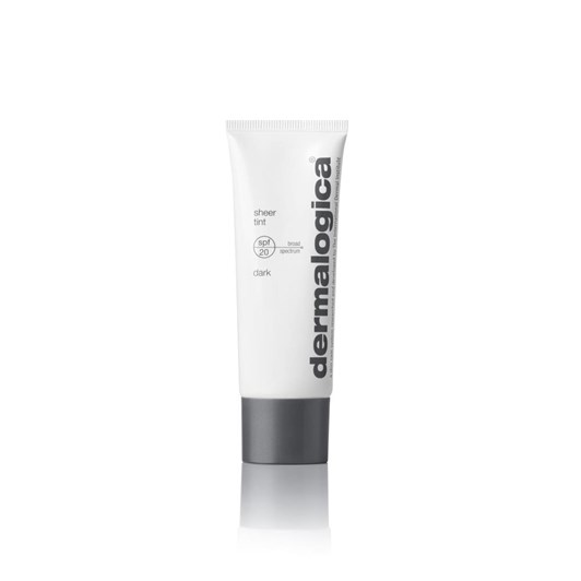 Dermalogica Sheer Tint Lightly Tinted Moisturiser Dark