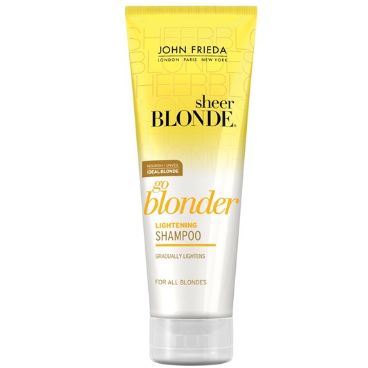 John Frieda Sheer Blonde Go Blonder Shampoo