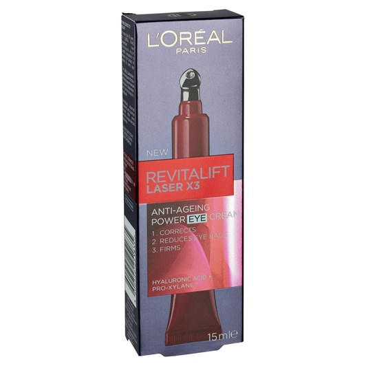 L'Oreal Paris Revitalift Laser Eye Cream