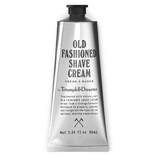 Triumph&Disaster Old Fashioned Shave Cream Tube 90ml