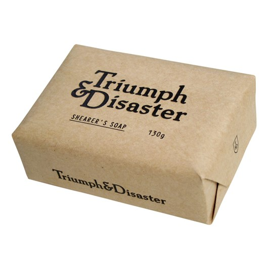 Triumph&Disaster Shearers Soap