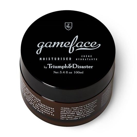 Triumph&Disaster Gameface Moisturiser Jar