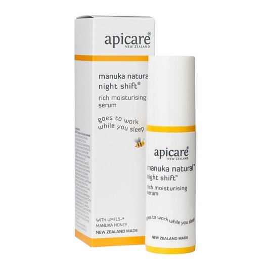 Apicare Night Shift Moisturising Serum
