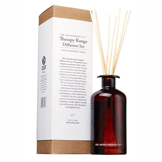 The Aromatherapy Co Cocoa Vanilla & Cassia Diffuser 250ml
