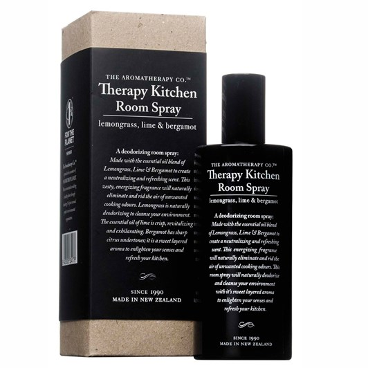 Therapy Kitchen Room Spray - Lemongrass, Lime & Bergamot 100ml
