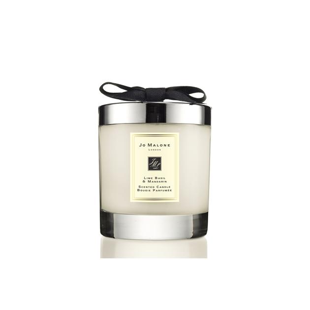 Jo Malone London Lime Basil & Mandarin Home Candle 200g - na