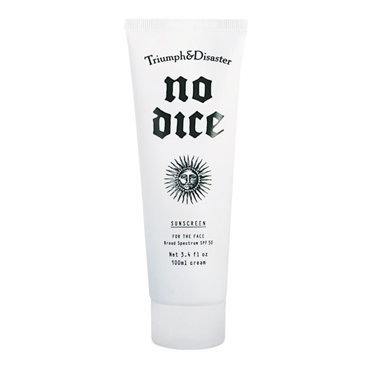 Triumph&Disaster No Dice - Sunscreen Spf 50
