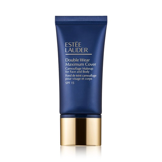 Estee Lauder Double Wear Max Cover Camouflage Makeup SPF15 Rattan 2W2