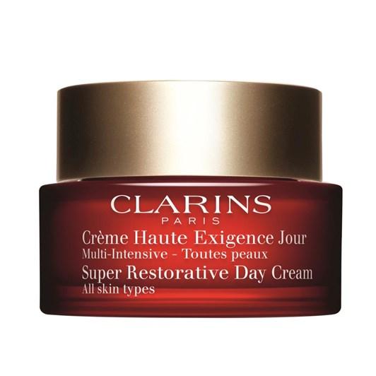 Clarins Super Restorative Day Cream - All Skin Types 50Ml