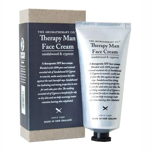 The Aromatherapy Co. Man Face Cream SPF 75ml