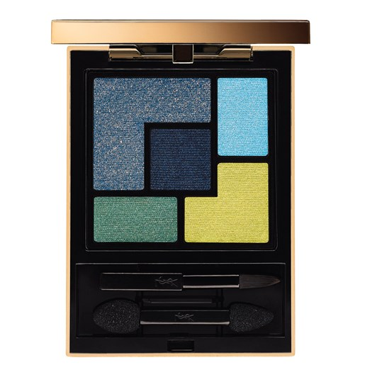 Yves St Laurent Ysl 5 Colour Pallette 07 Parisienne