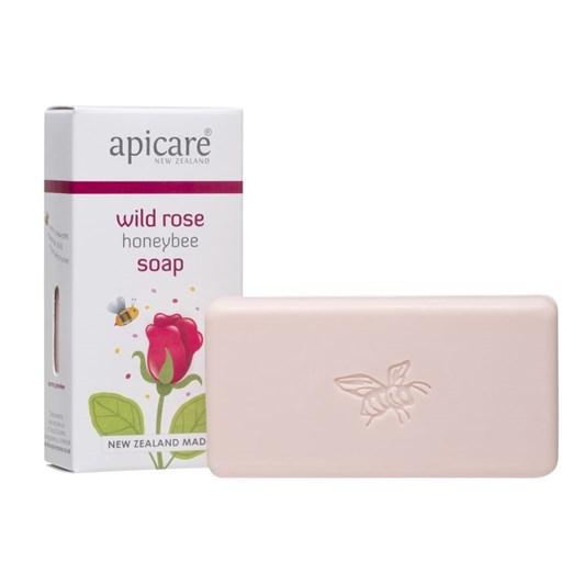 Apicare Wild Rose Creamy Soap