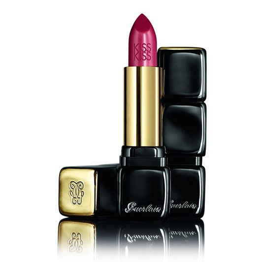 Guerlain Kisskiss 320 Red Insolence