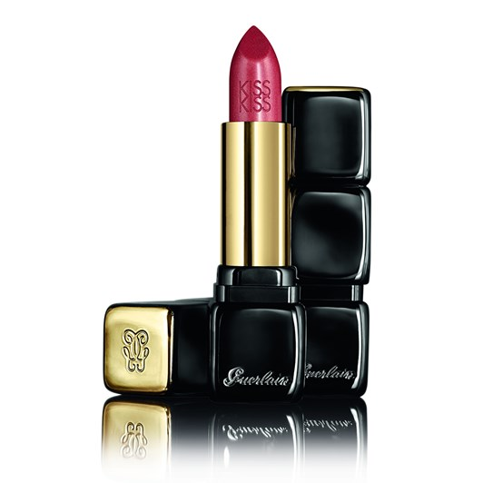 Guerlain Kisskiss 322 Red On Fire