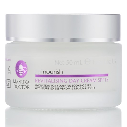 Manuka Doctor api nourish Revitalising Day Cream SPF 15 50ml
