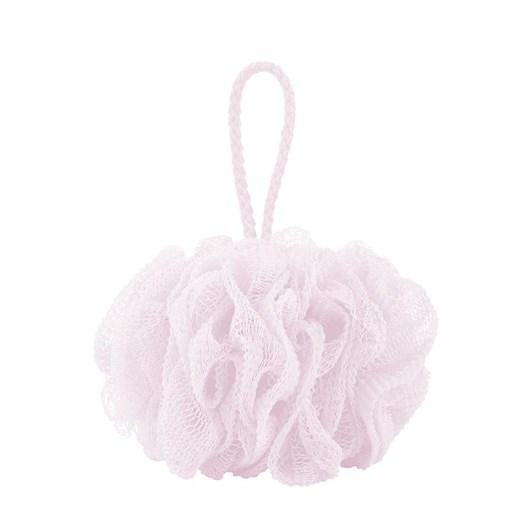QVS Luxe Bath Sponge Pastel Pink