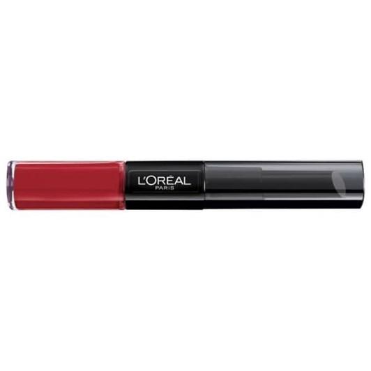 L'Oreal Paris Infallible 2 Step Lip 507 Relentless Rouge