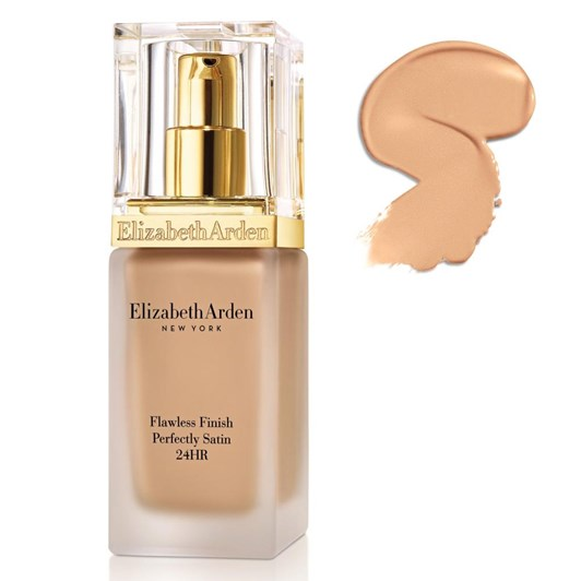 Elizabeth Arden Flawless Finish Perfectly Satin 24Hr Makeup Spf15 Sunbeige