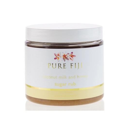 Pure Fiji Sugar Rub Coconut Milk & Honey 457ml