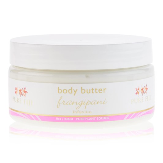 Pure Fiji Body Butter Frangipani 235ml