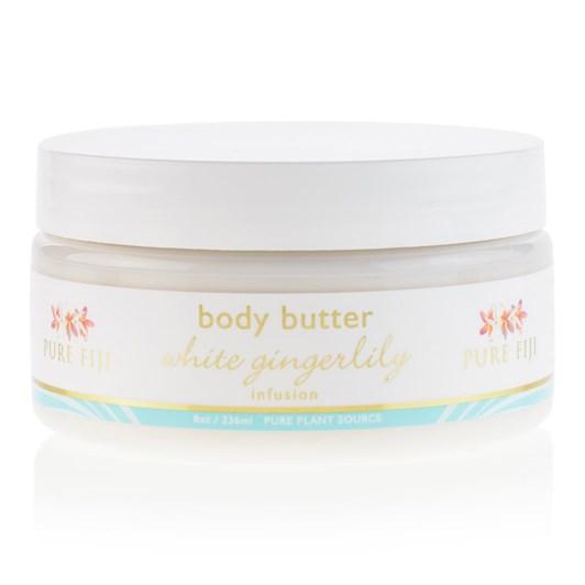 Pure Fiji Body Butter Gingerlilly 235ml