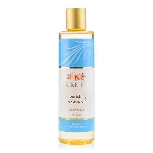 Pure Fiji Exotic Bath and Body Oil 236ml