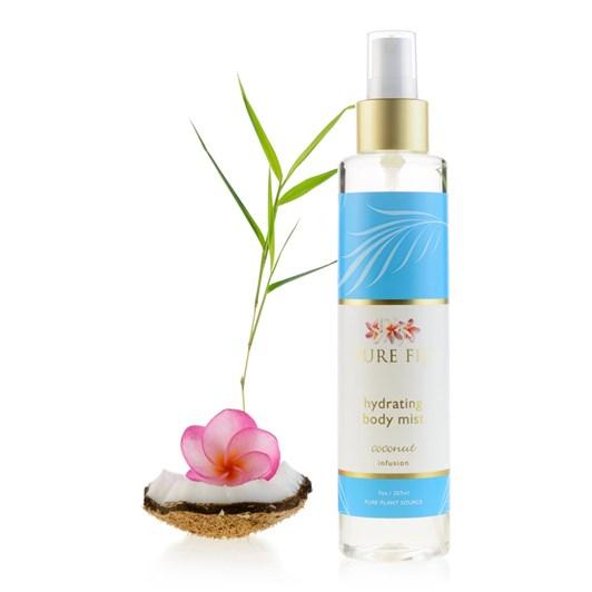 Pure Fiji Body Mist Coconut 207ml
