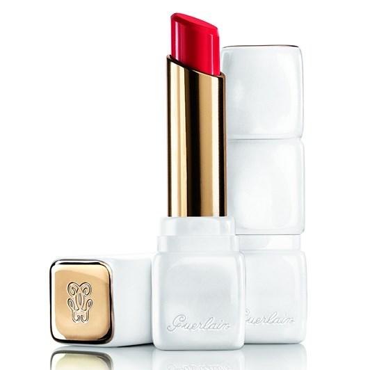 Guerlain KissKiss Roselip Hydrating & Plumping Tinted Lip Balm R329