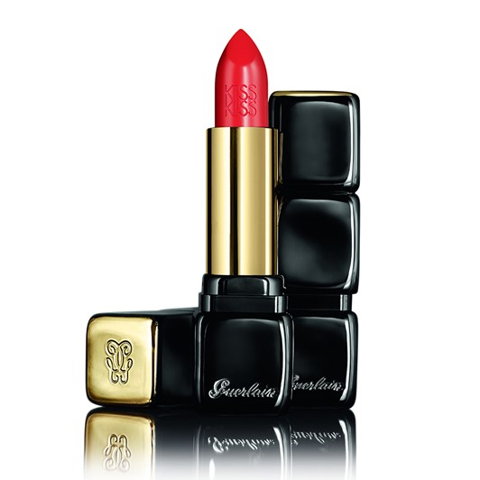 Guerlain Kisskiss 345 Orange Fizz