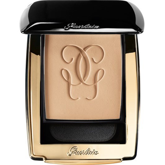 Guerlain Parure Gold Radiance Powder Foundation 01 Pale Beige