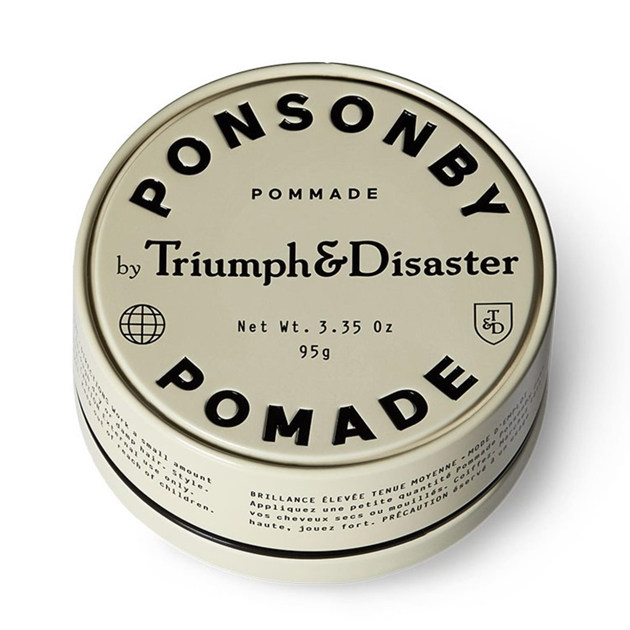 Triumph&Disaster Ponsonby Pomade 95G Tin - na