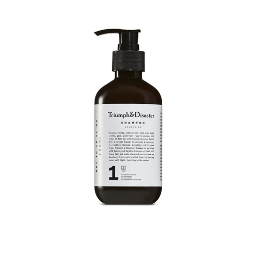 Triumph&Disaster Shampoo 300ml Pet Bottle