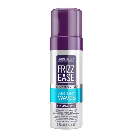 John Frieda Collection Frizz Ease Dream Curls Air-Dry Waves Styling Foam 14