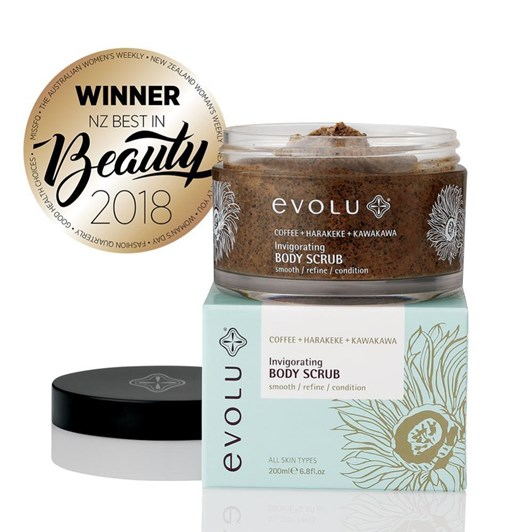 Evolu Body Scrub