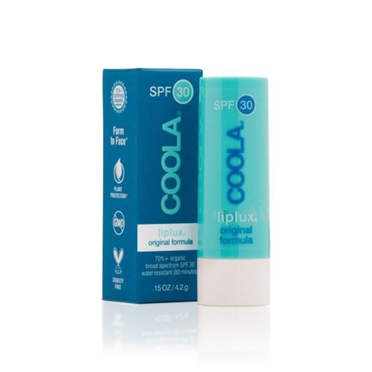 Coola Liplux Organic Lip Balm Sunscreen SPF30
