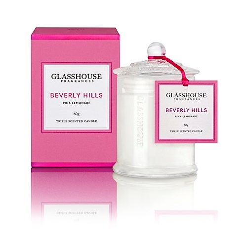 Glasshouse Beverly Hills Miniature Candle