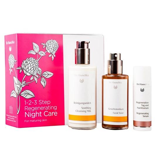 Dr Hauschka Regenerating Night Care Kit
