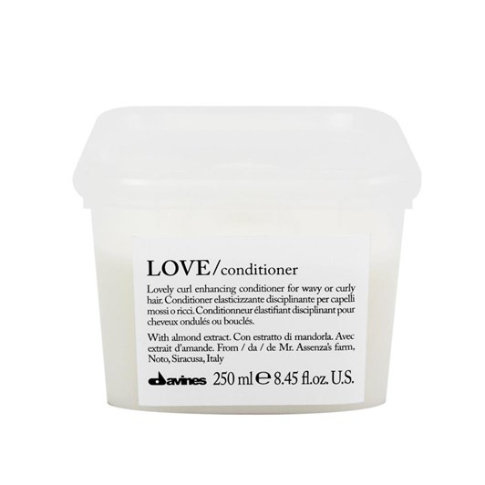 LOVE Curl Conditioner 250ml by Solace Hair and Beauty