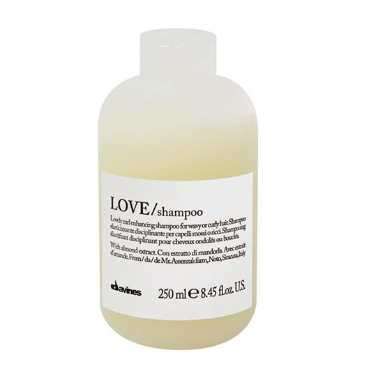 LOVE Curl Shampoo 250ml by Solace Hair and Beauty